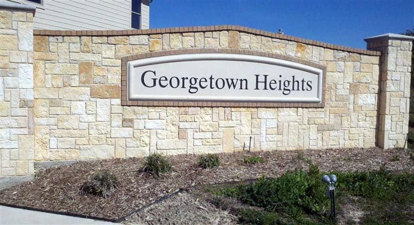 Georgetown Market Report - Jan 2015 - Van Alstyne Homes Team